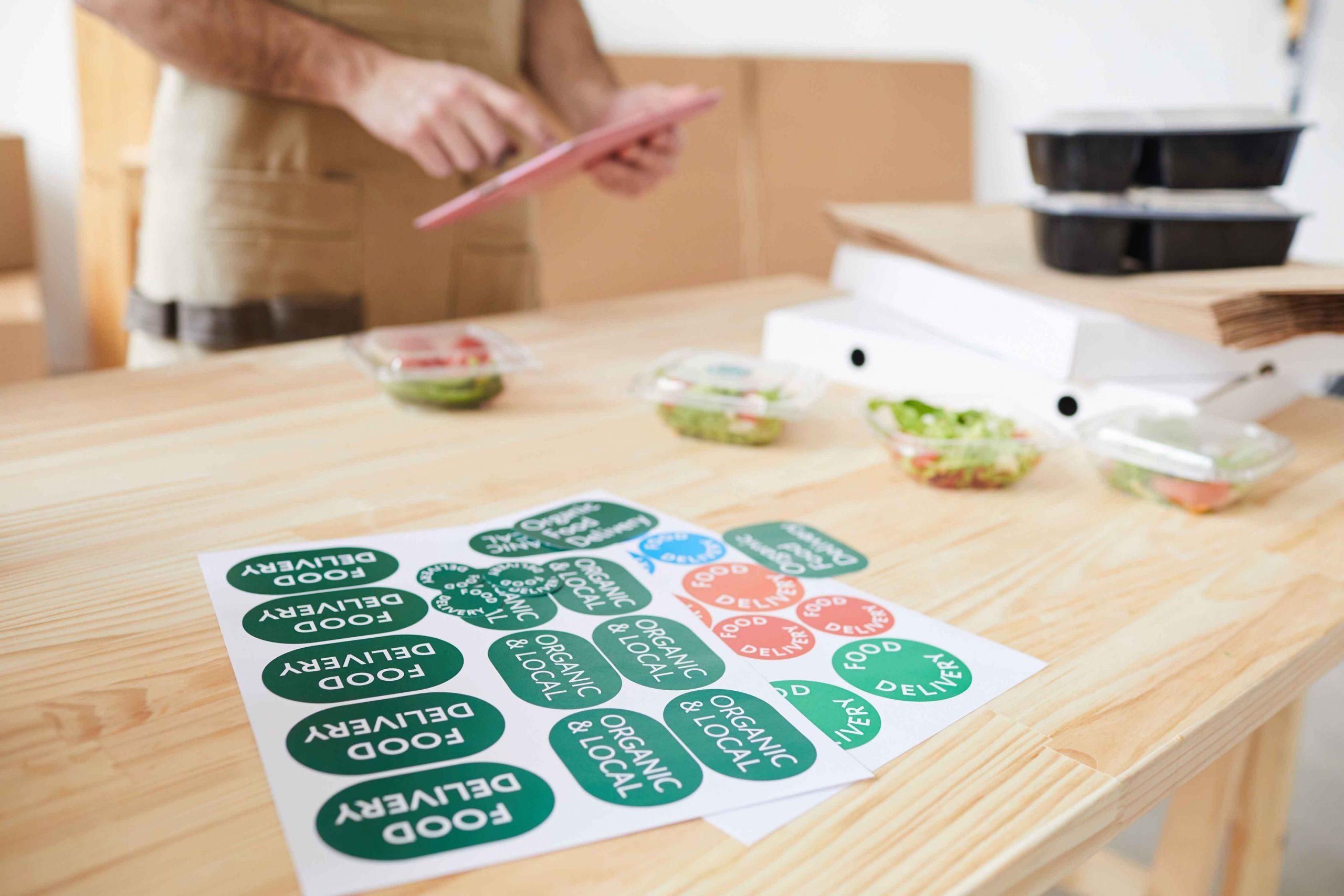 Formatos de logotipo y packaging